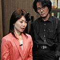 Андроид имеет вид симпатичной японской девушки. Кожа у нее выполнена